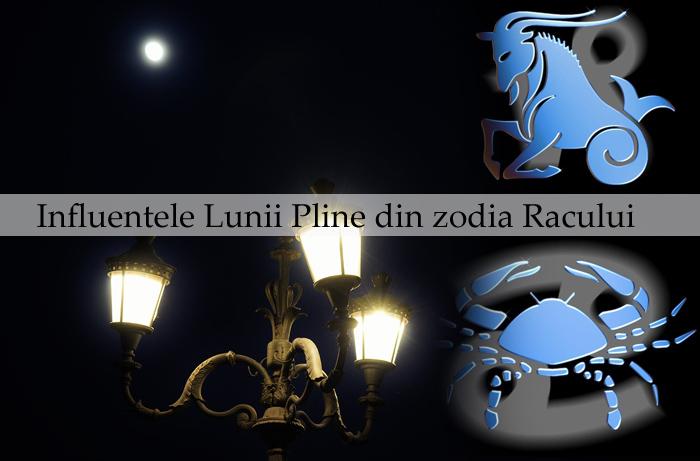 Horoscop Ianuarie: Luna Plina din Rac - 5 Ianuarie 2015