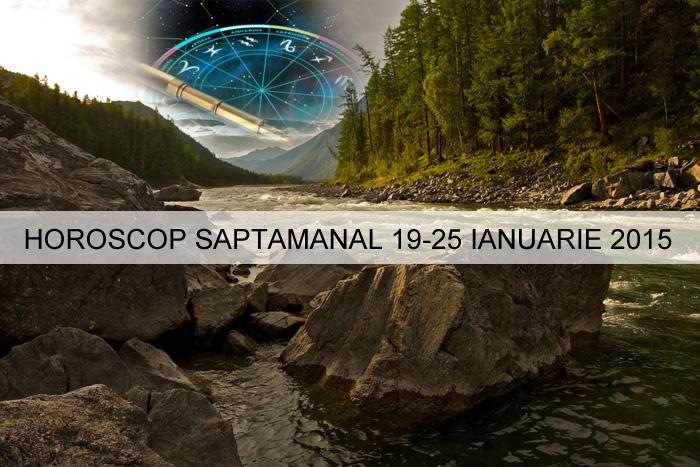Horoscop 19-25 Ianuarie 2015