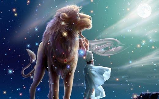 Femeia din zodia Leu
