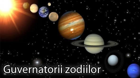 Guvernatorii zodiilor