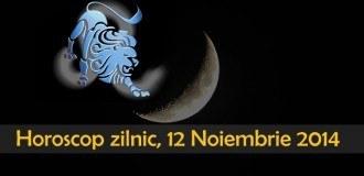 Horoscop 12 Noiembrie 2014, Luna din Leu ne starneste imaginatia