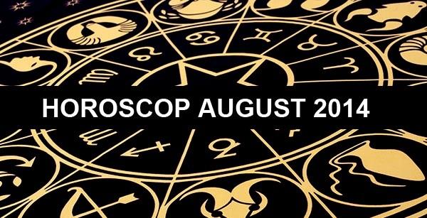 Horoscop August 2014