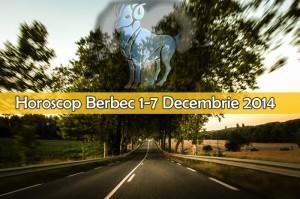 Horoscop Saptamanal Berbec 1-7 Decembrie 2014
