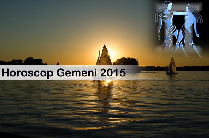 Horoscop Gemeni 2015