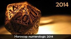 Horoscop Numerologic 2014