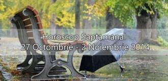 Horoscop Saptamanal 27 Octombrie – 2 Noiembrie 2014