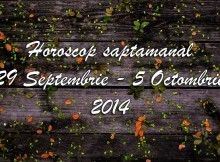 Horoscop Saptamanal 29 Septembrie - 5 Octombrie 2014