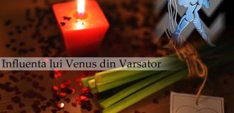 Horoscop Ianuarie: Intrarea lui Venus in Varsator – 3 Ianuarie 2015