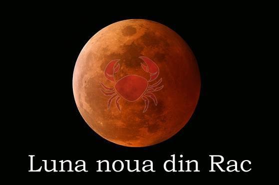 Cum ne afecteaza Luna Noua din Rac