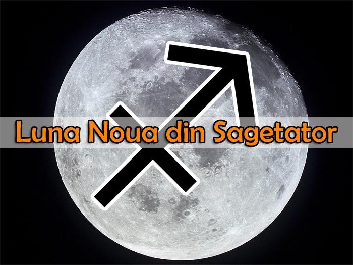 Luna Noua din Sagetator