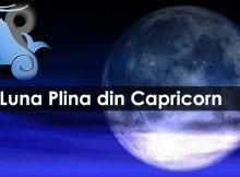 Luna Plina din Capricorn