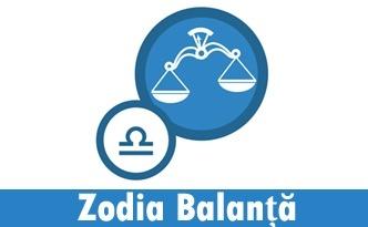 Zodia Balanță