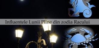 Horoscop Ianuarie: Luna Plina din Rac – 5 Ianuarie 2015