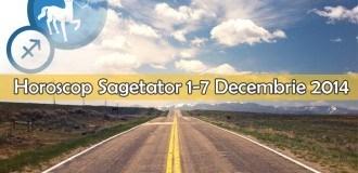Horoscop Saptamanal Sagetator 1-7 Decembrie 2014