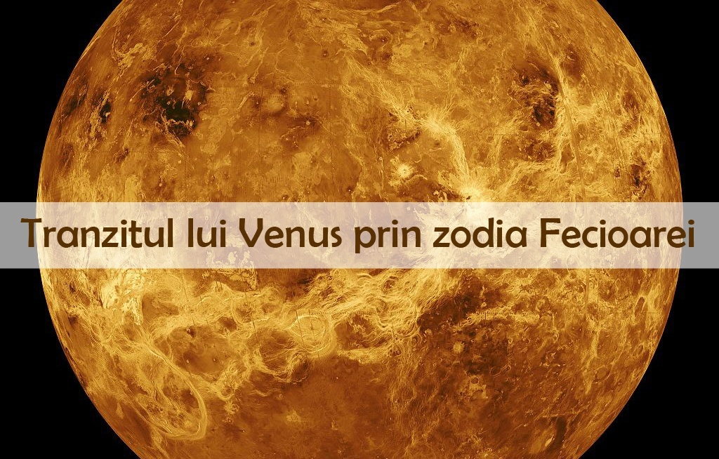 Cum ne influenteaza Venus din Fecioara